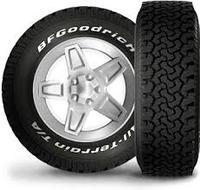BF Goodrich All Terrain T/A KO Tyres