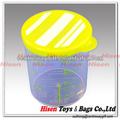 plástico barato de medição copo de 100ml