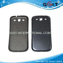 best quality for Samsung I9300 back cover blue