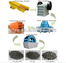 we supply complete of basalt crushing plant for soft stone (like limestone, dolomite) or hard stone (like granite, basalt,