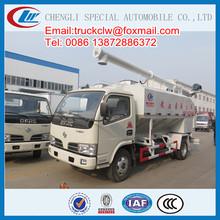 Animal Feed Transport Truck, Bulk-fodder Transport Truck for chicken,cattle,pig poultry farm