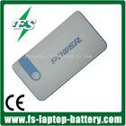 High Quality Portable power bank 5200MaH for Apple,Dell, HP Lenovo etc