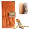 2014 fashion mobile rhinestone phone case,fashionable leather for iphone 5s case