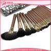 wholesale!!24 piece beauty make up cosmetic brush set