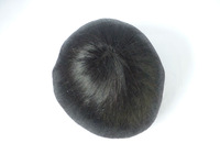 1B# color,indian remy human hair front french lace for men toupee