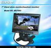 cheap TFT LCD monitor 7 inch AV monitor car monitor(MU7003)