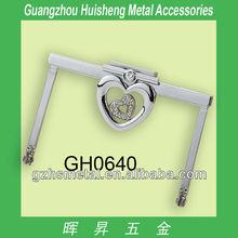 High Quality Bag Accessories Clasp Purse Frame Bag Metal Purse Frame Metal Purse Frame