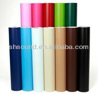 color vinyl car wrap material
