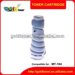 MT-104B cartridge compatible for konica minolta EP-1054 1084 1085