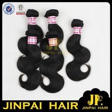 JP Hair Huge Stock Virgin Grade AAAAA Body Wave Hair Extension Brazilian