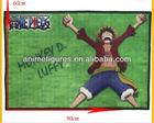 One Piece Monkey D Luffy floor mats,Bath Mats