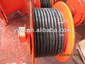 Auto- rebobinar carrete de cable