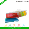 fancy mobile covers for iphone 5 water-injected fluorescent case