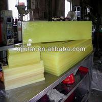 clear polyurethane gel sheet
