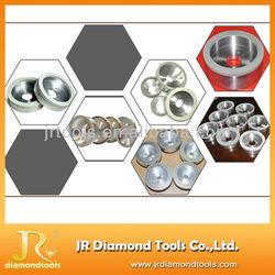 manufacture vitrified bond diamond & cbn grinding wheel