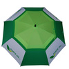 cheap china high quality double fabric umbrella
