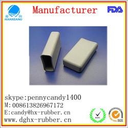 Dongguan factory customed cap rubber