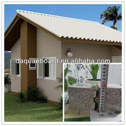 DQ modern beautiful prefab house designs fast install