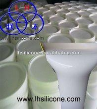 good resistance liquid 2 parts silicone rubber mold compound