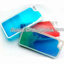 FL3171 2013 Guangzhou hot selling Fashionable Style Transparent Luminous Glow In The Dark Phone Cover Case for iphone 5 5G