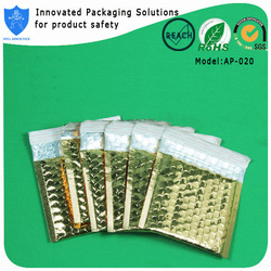 Free design hot sale air bubble film bag for delivery or transpotation
