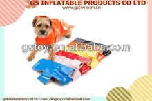 PVC waterproof dog coats EN71 approved
