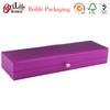 High Quality Fashion Custom Leatherette pen box