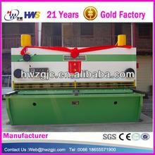 manual hydraulic sheet metal cutting and bending machine shearing machine