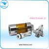 Hottest!!!New design protank kit/protank v with protank 2 coils,high quality protank vaporizer/protank atomizer cheap protank v2