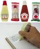 [1 Dollar Toy]Mayonnaise / Ketchup Shape Correction Tape (Miniature / 1 Dollar Gift / Gift under 1 Dollar)