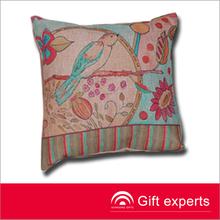 cheap canvas pillow ,painting sofa pillow ,artist bolster