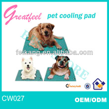 fashionable pet cooling cushion in china