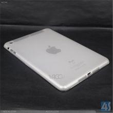 Clear Laptop Soft TPU Case for iPad Mini 2 P-IPDMINIiiTPU002