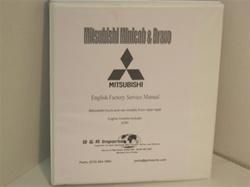 Mitsubishi Parts Manual