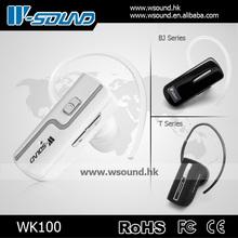 WK100 Bluetooth stereo bluetooth car kit
