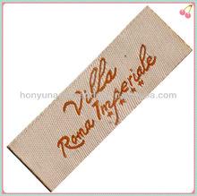 Tecido de alta qualidade roupas de etiqueta