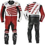 Honda motorbike suit