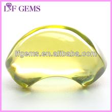 shining semi precious cubic zirconia rough