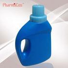 plastic bottle with screw cap/laundry detergent bottle