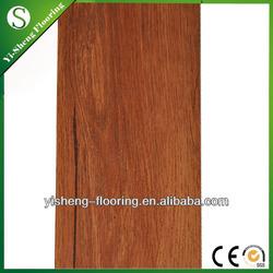 Yisheng hot sale environmental anti-skid pvc basketball flooring plank
