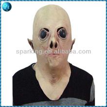 cheap halloween UFO latex Alien Head mask