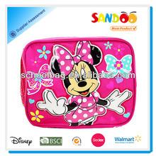 2014 funky pink kids school messenger sling bag wholesale