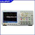 Lilliput 8 pulgadas lcd 100 4 mhz canal osciloscopio digital táctil- pantalla dso