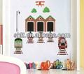 xangai lingfeng madeira parede adesivos decoração de casa