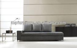 Single office folding sofa bed fabric