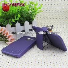 for Motorola Moto X hard shell rubbrized holster covers
