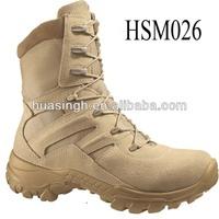 Men entry force 2013-2014 camel/beige/tan/coyote hot weather desert boots