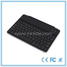 Gtide new model slim aluminum bluetooth keyboard coach case for ipad air