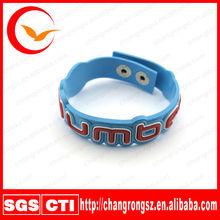led flashing wristband,decorative wristbands,political silicone wristbands