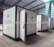 High quality equipment shelter for State Meteorological Administration